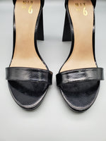 Photo #2 - BRAND: MIX NO 6 <BR>STYLE: SHOES HIGH HEEL <BR>COLOR: BLACK <BR>SIZE: 8.5 <BR>SKU: 115-115335-1958<BR>LITTLE TO NO WEAR/SCUFFING
