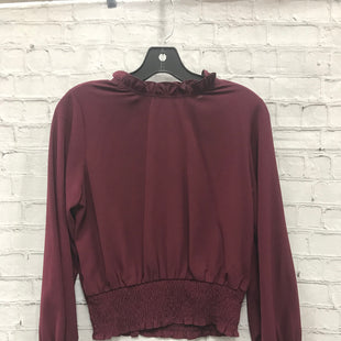 Primary Photo - BRAND: SHE + SKY STYLE: TOP LONG SLEEVE COLOR: PURPLE SIZE: M SKU: 115-115260-94754
