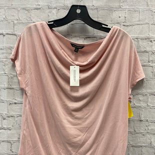 Primary Photo - BRAND: BANANA REPUBLIC STYLE: TOP SHORT SLEEVE COLOR: PINK SIZE: XS SKU: 115-115336-3848