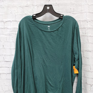 Primary Photo - BRAND: DIP STYLE: TOP LSCOLOR: GREEN SIZE: 3X SKU: 115-115340-4604
