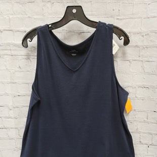 Primary Photo - BRAND: J JILL STYLE: TOP SLEEVELESS COLOR: NAVY SIZE: L OTHER INFO: NWT!! SKU: 115-115335-3139