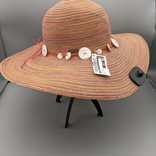 Primary Photo - BRAND:   CMC STYLE: HAT COLOR: ORANGEPINK OTHER INFO: SUN N SAND - SKU: 115-115338-1706