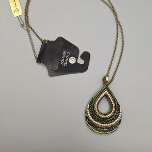 Primary Photo - BRAND: PREMIER DESIGNS STYLE: NECKLACE COLOR: GOLD OTHER INFO: NEW! SKU: 115-115314-9898APPROX. 21 INCHES LONG