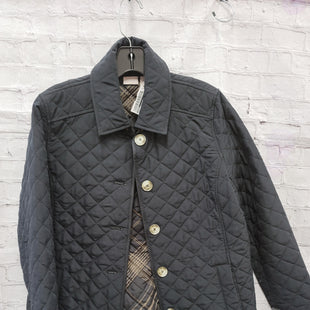 Primary Photo - BRAND: CHICOS STYLE: JACKET OUTDOOR COLOR: BLACK SIZE: M SKU: 115-115340-4714