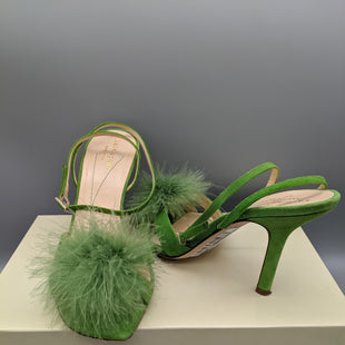 Primary Photo - BRAND: KATE SPADE STYLE: SHOES HIGH HEEL COLOR: GREEN SIZE: 7 OTHER INFO: ** SOME WEARSKU: 115-115309-15773