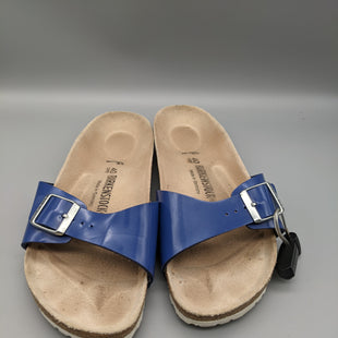 Primary Photo - BRAND: BIRKENSTOCK STYLE: SANDALS FLAT COLOR: TAN SIZE: 9 SKU: 115-115336-804WEAR