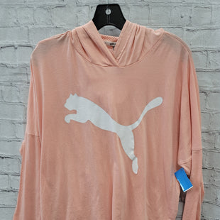 Primary Photo - BRAND: PUMA STYLE: ATHLETIC TOP COLOR: PINK SIZE: L SKU: 115-115309-17884