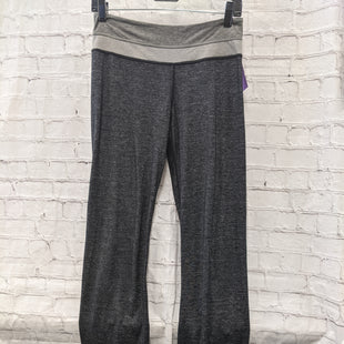 Primary Photo - BRAND: LULULEMON STYLE: ATHLETIC PANTS COLOR: CHARCOAL SIZE: 6 OTHER INFO: YOGA PANTS SKU: 115-115314-12256