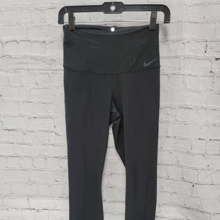 Primary Photo - BRAND: NIKE STYLE: ATHLETIC PANTS COLOR: BLACK SIZE: S SKU: 115-115338-4382