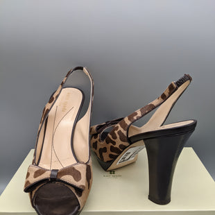 Primary Photo - BRAND: KATE SPADE STYLE: SHOES HIGH HEEL COLOR: LEOPARD PRINT SIZE: 7 OTHER INFO: ** SOME WEARSKU: 115-115309-15774