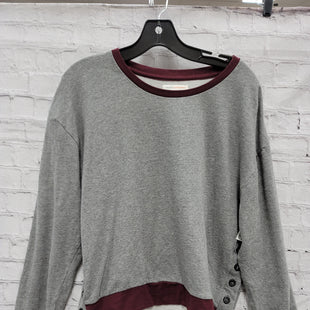 Primary Photo - BRAND:   CMC STYLE: SWEATER LIGHTWEIGHT COLOR: GREY SIZE: M OTHER INFO: NATURAL BY KNOWN SUPPLY - SKU: 115-115335-3723