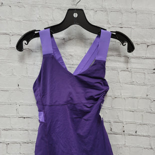 Primary Photo - BRAND: LULULEMON STYLE: ATHLETIC TANK TOP COLOR: PURPLE SIZE: 6 OTHER INFO: ** SKU: 115-115314-12258