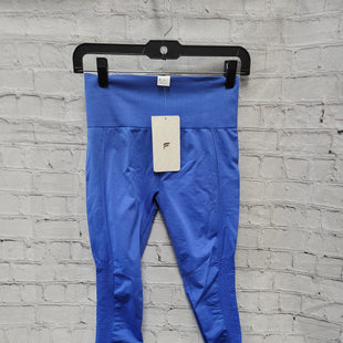 Primary Photo - BRAND: FABLETICS STYLE: ATHLETIC CAPRIS COLOR: BLUE SIZE: S OTHER INFO: NWT!! SKU: 115-115335-3589