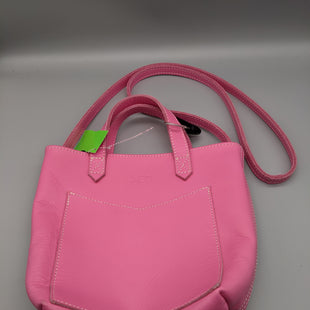 Primary Photo - BRAND: FREE PEOPLE STYLE: HANDBAG COLOR: PINK SIZE: MEDIUM SOME WEARSKU: 115-115360-1116