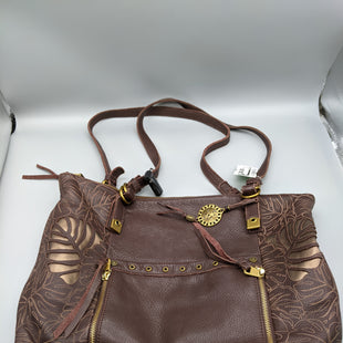 Primary Photo - BRAND: THE SAK STYLE: HANDBAG COLOR: BROWN SIZE: LARGE SKU: 115-115360-1637