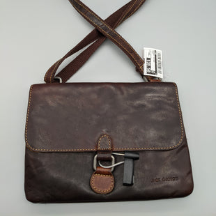 Primary Photo - BRAND:  CMA STYLE: HANDBAG LEATHER COLOR: BROWN SIZE: SMALL OTHER INFO: JACKS GEORGES - SKU: 115-115257-30041SOME WEAR