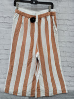 Photo #1 - BRAND: MADEWELL <BR>STYLE: CAPRIS <BR>COLOR: ORANGE <BR>SIZE: M <BR>OTHER INFO: NWT <BR>SKU: 115-115340-1300
