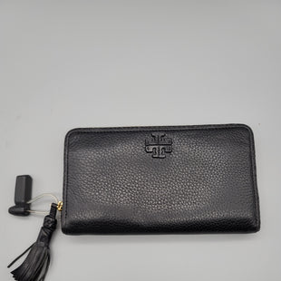 Primary Photo - BRAND: TORY BURCH STYLE: WALLET COLOR: BLACK SIZE: LARGE OTHER INFO: TAYLOR - AS IS SKU: 115-11545-99787