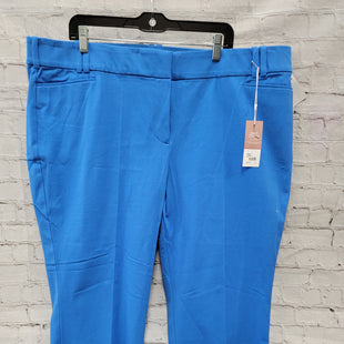 Primary Photo - BRAND: LANE BRYANT STYLE: PANTS COLOR: BLUE SIZE: 24 SKU: 115-115340-2010