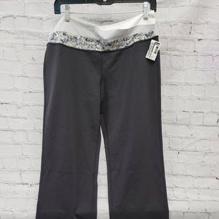 Primary Photo - BRAND: LULULEMON STYLE: ATHLETIC PANTS COLOR: BLACK SIZE: 12 OTHER INFO: TEALL SKU: 115-115309-20137