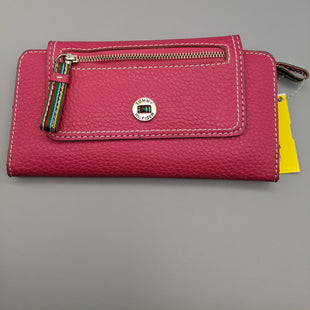 Primary Photo - BRAND: TOMMY HILFIGER STYLE: WALLET COLOR: PINK SIZE: LARGE OTHER INFO: ** SOME WEAR INSIDESKU: 115-115347-863