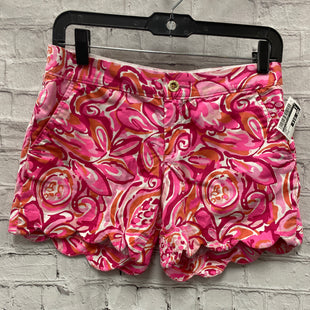 Primary Photo - BRAND: LILLY PULITZER STYLE: SHORTS COLOR: PINK SIZE: 0 SKU: 115-115336-1596