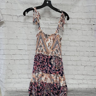 Primary Photo - BRAND:   CMC STYLE: DRESS LONG SLEEVELESS COLOR: MULTI SIZE: S OTHER INFO: ABEL THE LABEL - SKU: 115-115335-3778