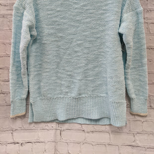 Primary Photo - BRAND: J CREW STYLE: SWEATER LIGHTWEIGHT COLOR: LIGHT BLUE SIZE: S SKU: 115-115309-19764