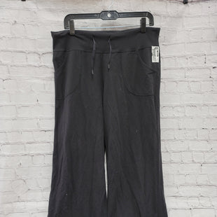 Primary Photo - BRAND: LULULEMON STYLE: ATHLETIC PANTS COLOR: BLACK SIZE: 10OTHER INFO: *** SKU: 115-115302-18552. LIGHT WEAR THROUGHOUT.