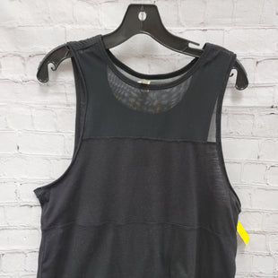 Primary Photo - BRAND: FREE PEOPLE STYLE: ATHLETIC TANK TOP COLOR: BLACK SIZE: M SKU: 115-115338-1164
