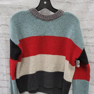 Primary Photo - BRAND:  CMA STYLE: SWEATER LIGHTWEIGHT COLOR: MULTI SIZE: S OTHER INFO: PAM & GELA - SKU: 115-115347-1371MILD WEAR THROUGHOUT