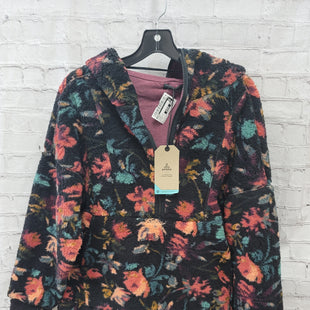 Primary Photo - BRAND: PRANA STYLE: FLEECE COLOR: BLACK SIZE: M OTHER INFO: FLORAL NWT SKU: 115-115309-21564