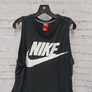 Primary Photo - BRAND: NIKE STYLE: ATHLETIC TANK TOP COLOR: BLACK SIZE: XL SKU: 115-115314-11358