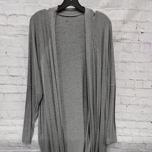 Primary Photo - BRAND: LANE BRYANT STYLE: SWEATER CARDIGAN LIGHTWEIGHT COLOR: GREY SIZE: 1X SKU: 115-115257-30526LIGHT WEAR