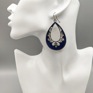 Primary Photo - BRAND: PREMIER DESIGNS STYLE: EARRINGS COLOR: BLUE OTHER INFO: SKU: 115-115314-9927