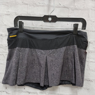 Primary Photo - BRAND: LOLE STYLE: ATHLETIC SKIRT SKORT COLOR: CHARCOAL SIZE: L SKU: 115-115309-20502