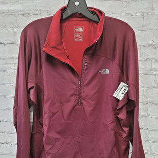 Primary Photo - BRAND: NORTHFACE STYLE: TOP LONG SLEEVE COLOR: MAROON SIZE: XL SKU: 115-115338-1374