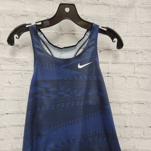 Primary Photo - BRAND: NIKE STYLE: ATHLETIC TANK TOP COLOR: BLUE SIZE: M SKU: 115-115257-29841