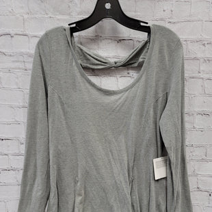 Primary Photo - BRAND: ATHLETA STYLE: ATHLETIC TOP COLOR: GREY SIZE: XL OTHER INFO: NEW! SKU: 115-115347-3181