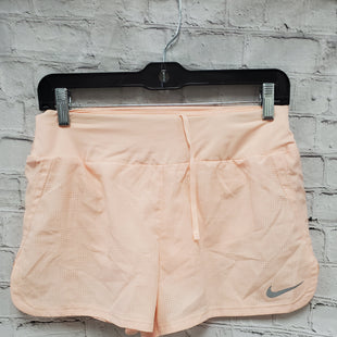 Primary Photo - BRAND: NIKE STYLE: ATHLETIC SHORTS COLOR: PEACH SIZE: S SKU: 115-115309-17246