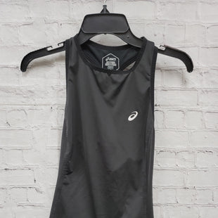 Primary Photo - BRAND: ASICS STYLE: ATHLETIC TANK TOP COLOR: BLACK SIZE: S SKU: 115-115338-4584