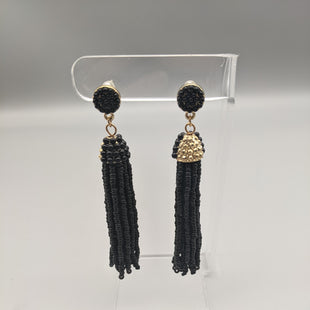 Primary Photo - BRAND:    CLOTHES MENTOR STYLE: EARRINGS COLOR: BLACK OTHER INFO: FASHION JEWELRY - BEADS SKU: 115-115260-94373