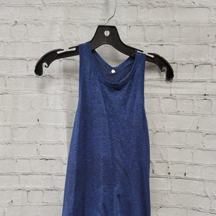 Primary Photo - BRAND: LULULEMON STYLE: ATHLETIC TANK TOP COLOR: NAVY SIZE: S SKU: 115-115360-2471