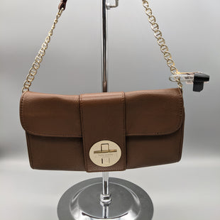 Primary Photo - BRAND: KATE SPADE STYLE: HANDBAG COLOR: BROWN SIZE: SMALL SKU: 115-115338-3529SMALL SCRATCHES ON METAL AND SMALL STAINS INSIDE