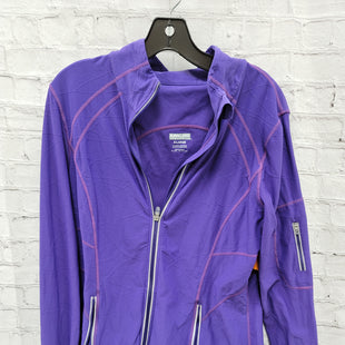 Primary Photo - BRAND: KIRKLAND STYLE: ATHLETIC JACKET COLOR: PURPLE SIZE: XL SKU: 115-115302-18315