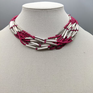 Primary Photo - BRAND: PREMIER DESIGNS STYLE: NECKLACE COLOR: PINK OTHER INFO: MANY CHAINS SKU: 115-115314-9921