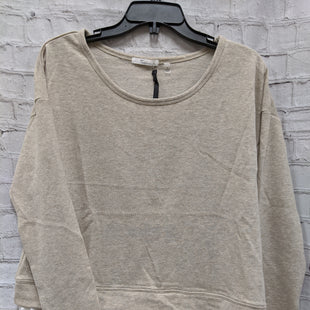 Primary Photo - BRAND: 89TH AND MADISON STYLE: TOP LONG SLEEVE COLOR: TAN SIZE: M SKU: 115-115336-2742