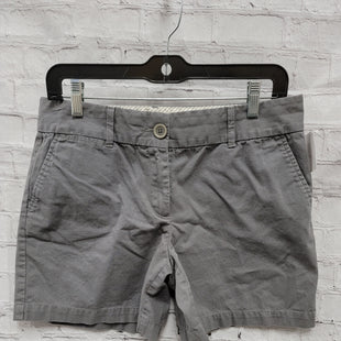 Primary Photo - BRAND: ANN TAYLOR LOFT STYLE: SHORTS COLOR: GREY SIZE: 6 SKU: 115-115338-613