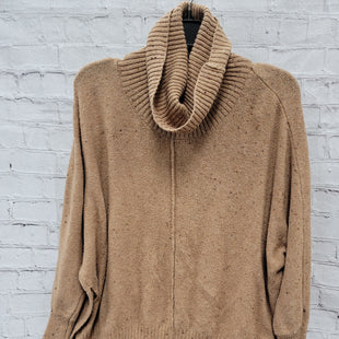Primary Photo - BRAND: JESSICA SIMPSON STYLE: SWEATER HEAVYWEIGHT COLOR: BROWN SIZE: XS OTHER INFO: TURTLENECK SKU: 115-115335-3252