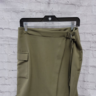 Primary Photo - BRAND: NINE WEST STYLE: SKIRT COLOR: GREEN SIZE: M SKU: 115-115338-3961